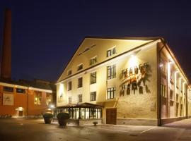 Gerber Park Hotel, Uhingen (Faurndau yakınında)