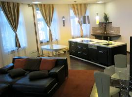 Apartment Prostor, Karlovy Vary (Karlovy Vary yakınında)