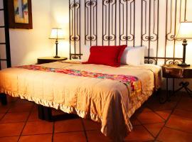 Hotel Casa Armonia, Guadalajara