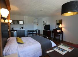 Motel Le Riviera, La Malbaie (Saint Aime Des Lacs yakınında)