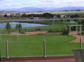Gooromon Park Cottages, Canberra, Hall