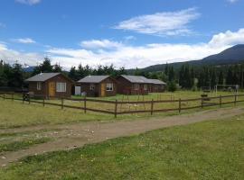Cabañas Don Gaspar Coihaique, Coihaique (Coihaique Alto yakınında)