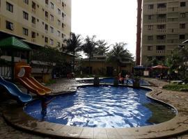 Kebagusan City Apartemen - Angelynn, Джакарта (рядом с городом Jagakersa)