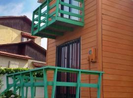 Cabaña Los Molles, Los Molles (Guaquen yakınında)