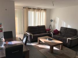 Appartement sete plage, Sète