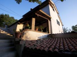 B&B Molino Del Gobbo, Sant'Agata Feltria (Nær Perticara)