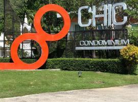 Chic condominium