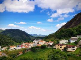 Cobertura das Montanhas, Domingos Martins (Eduardo Dietrich yakınında)