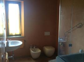 Mini appartamento campagna senese, Murlo (Berdekatan Castiglione del Bosco)