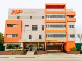 NP hotel y Suites, Guayaquil (Pascuales yakınında)