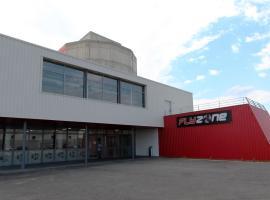 Auberge FlyZone, Лезиньян-Корбьер (рядом с городом Ferrals-lès-Corbières)