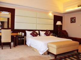 Shouyue International Hotel, Zhaojiadawu (Hengshan yakınında)