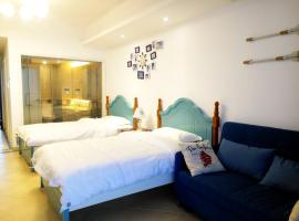 Shuangyue Bay Honghai Bay Holiday Apartment, Huidong (Daxing Shan yakınında)