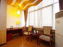 Maji Hotel, Jiangyou (Majiaoba yakınında)