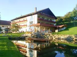 Landhotel Weingarten, Haibach (Rattenberg yakınında)