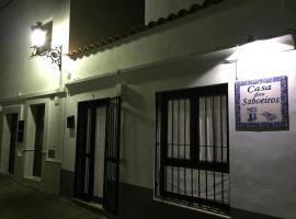 Casa dos Saboeiros, Olivenza (San Jorge yakınında)