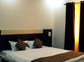 Canvas Rooms, Jamshedpur (рядом с городом Chāndil)