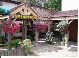 Watersmeet Country Inn, Hartpury (tuvumā vietai Corse)
