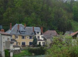 Chambres d'hôtes Notre Paradis, Dun-sur-Meuse (рядом с городом Romagne-sous-Montfaucon)