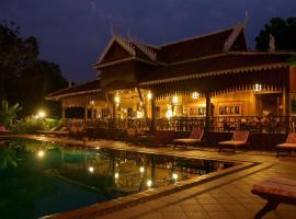 Rajabori Villas Resort, Kratie