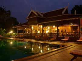 Rajabori Villas Resort, Kratie