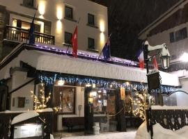Hotel Edelweiss, Breuil-Cervinia