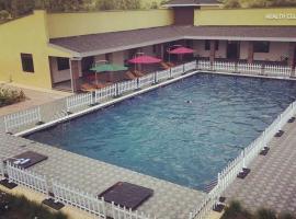 Courtyard International Hotel, Lyantonde (рядом с регионом Kyotera)