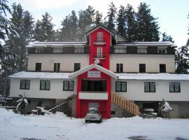 "New Hotel ""Silvana Mansio"""