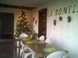 Finca La Romelia, Quimbaya (Pueblorrico yakınında)