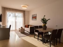 Vitus Steyr Hotel & SPA Suites, Steyr (Sankt Ulrich bei Steyr yakınında)