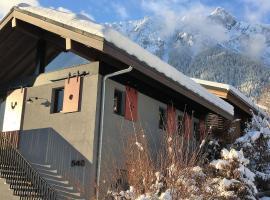 Mazot Mont Blanc