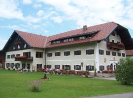 Huberhof, Ruhpolding (Sankt Valentin yakınında)
