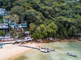 Alunan Resort, Perhentian Island