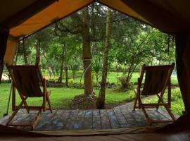 Red Rocks Rwanda - Campsite & Guesthouse, Nyakinama