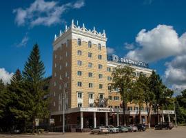 Hotel Devon, Oktyabr'skiy