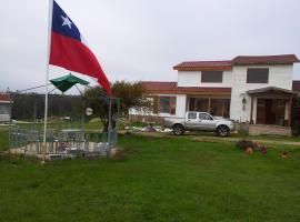 Tierra Para mi Chile, Concón (Vina del Mar yakınında)
