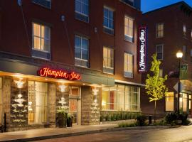 Hampton Inn, St. Albans Vt