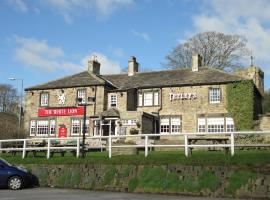 The White Lion, Keighley (рядом с городом Low Bradley)