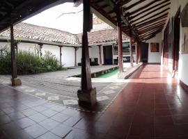 Kshwa Hostal, Zipaquirá