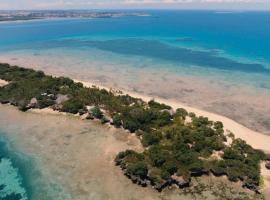 Chapwani Private Island, Grave Island
