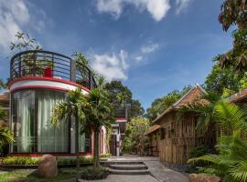 Silk d'Angkor Suite