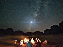 Bedouin Spirit Camp