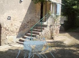 Gîte le vieux Perrin, Andelaroche