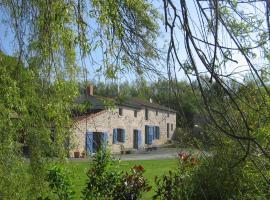La petite Vallee, Moulins (рядом с городом Maulévrier)