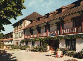 Hôtel de Tessé, Bagnoles de l'Orne