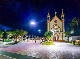 Pousada Espelho do Mar, Vera Cruz de Itaparica (Itaparica Town yakınında)