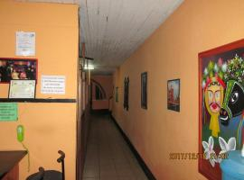 Hotel Central, Matagalpa