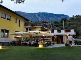 Hotel Castello, Montjovet