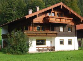 Ferienwohnung Familie Schweiger, Ramsau (Au yakınında)