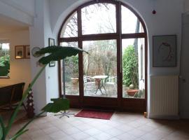 Immergrün Apartment bei Dole, Menotey (рядом с городом Offlanges)